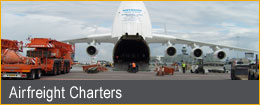 Airfreight Charters