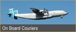 On Board Couriers